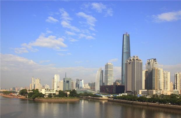 珠江新城cbd2021gdp_北上广CBD排名第一是广州,你服不服