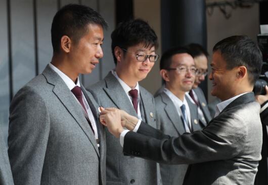 """湖畔大学第三届学员近4成80后 校长马云提出要有""""四为""""(附马云演讲全文)"""
