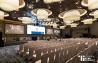 2017年5月17日,2017第一财经技术与创新大会新闻发布会在上海中心举行。图为大会会场。
