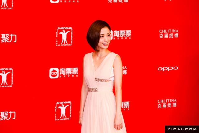 """上户彩。2017年6月17日,第二十届上海国际电影节开幕式红毯在上海大剧院大剧场举行。本届上海国际电影节共收到106个国家和地区的报名影片2528部,其中来自""""一带一路""""沿线国家和地区的影片1016部。中国电影《烽火芳菲》成为电影节的开幕影片。"""