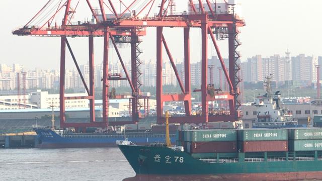 中国外贸全年保持两位数增长几成定局
