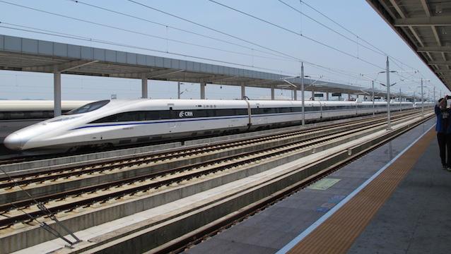深茂铁路可能会建跨江高铁,将加速粤港澳大湾区一体化