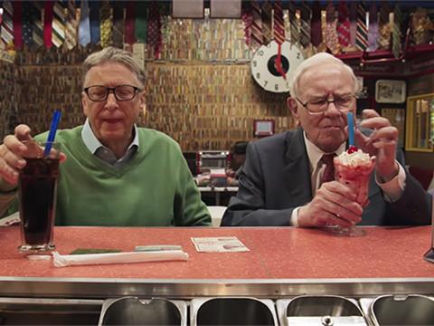 大佬也是吃货!这家小店唤起巴菲特和盖茨创业初期珍贵回忆