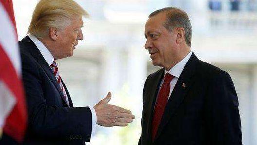 特朗普提高土耳其关税直接原因竟然是为了他