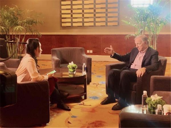 一财专访桥水达利欧:全球投资者不容错失中国市场