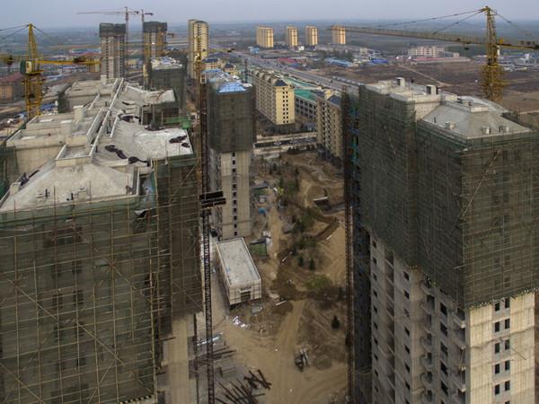 开发商土地垄断加剧,8家公司土储货值超万亿