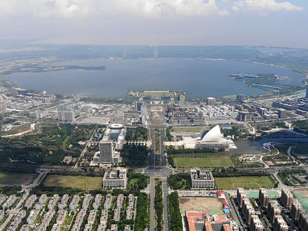 临港新片区今日揭牌,申博游戏代理登入7大招对标国际最强区