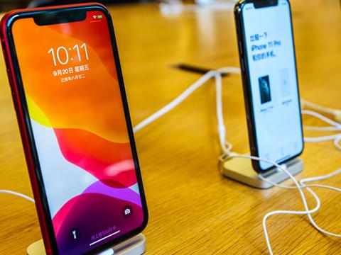 苹果领跑全球手机利润榜单  安卓军团仅占总额三分之一