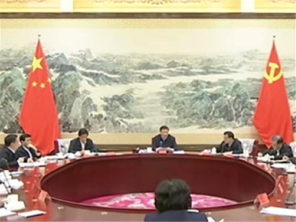 习近平主持政治局常委会会议,党中央成立疫情工作领导小组