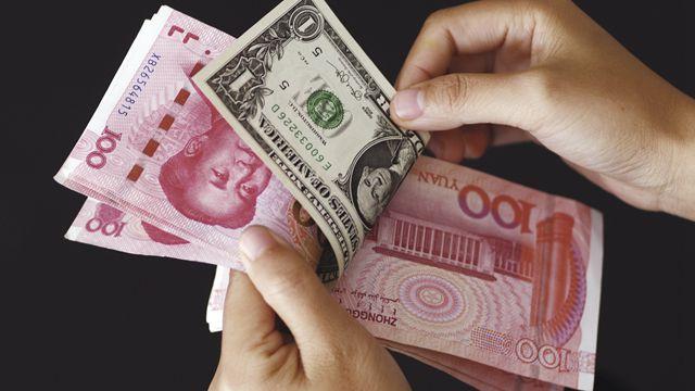 经济放缓人民币仍升破6.4!因出口太强、做空成本太高