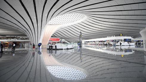 本月下旬投运!北京大兴机场抢先看(视频)