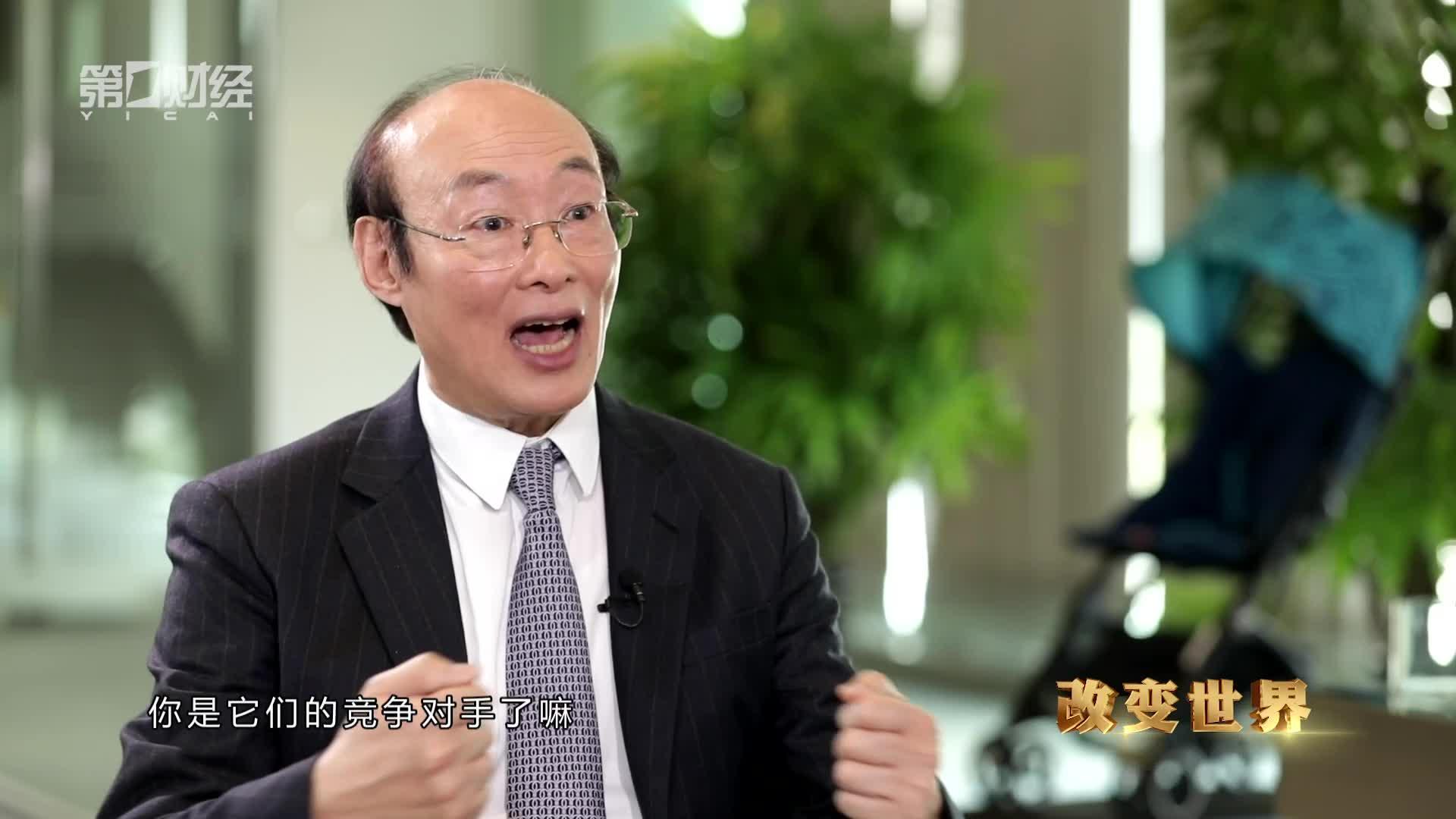 """宋郑还:""""无人区"""" 生存指南丨中国杰出企业家管理思想访谈录"""
