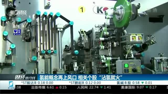 国创氢能创新产业联盟成立,这些上市公司或受益丨牛熊眼