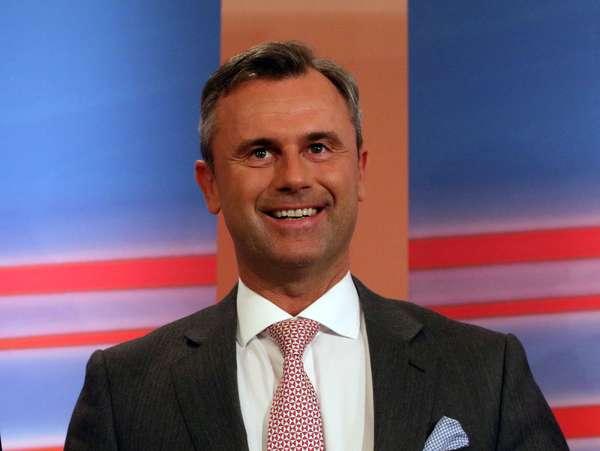 获胜的又是极右翼!奥地利总统大选首轮结果出炉