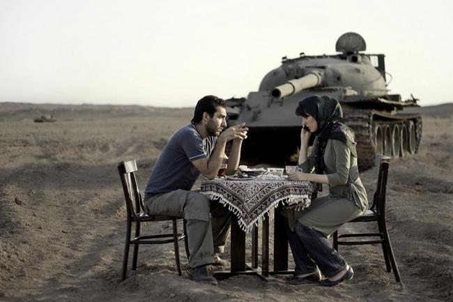 """""""今日的生活与战争""""系列,2008"""