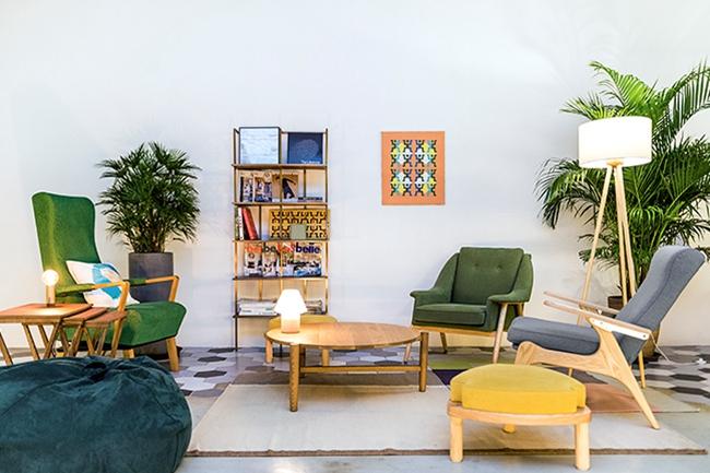 家居分享平台好好住上的家居搭配。(图片来源:好好住官网)