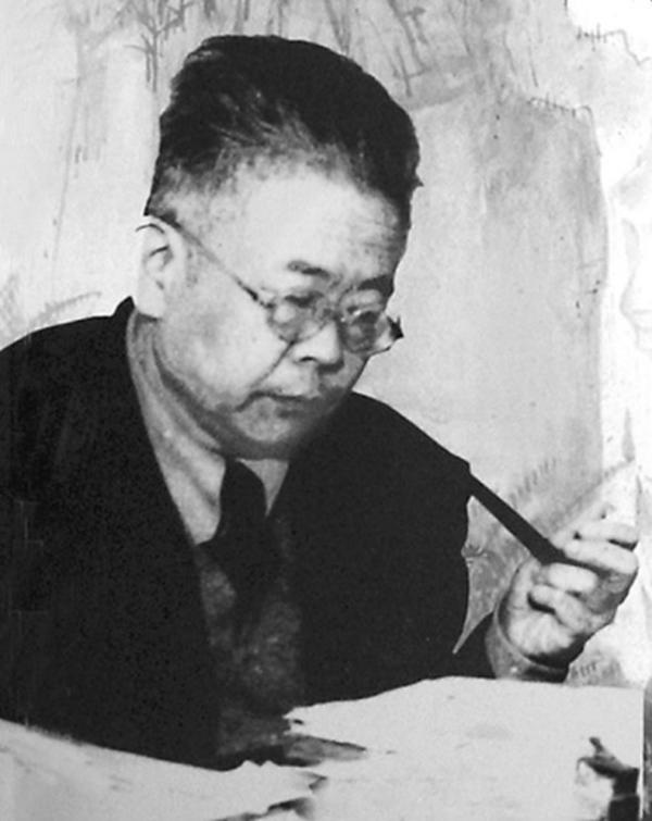 国文系教授傅斯年