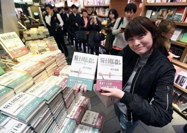 据数。据表现,《刺杀骑士团长》在日本上市前3天就卖了47.8万册,位列综相符出售排走榜第一。
