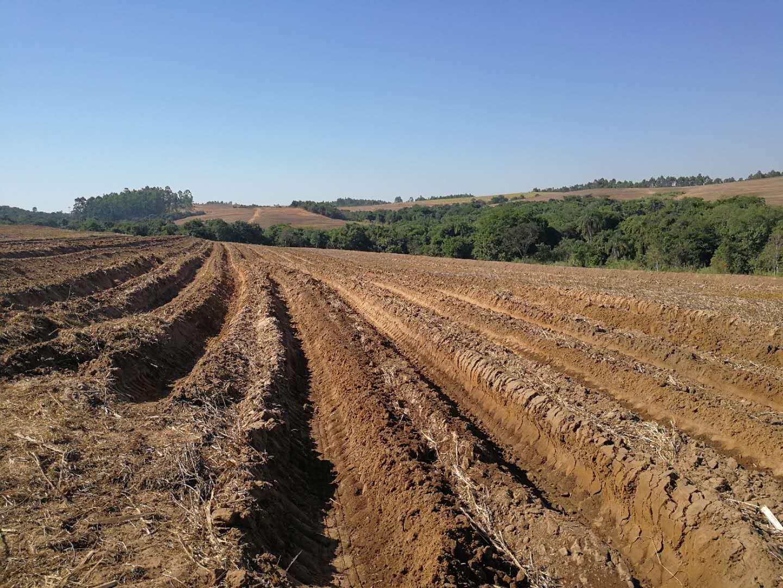 直播农田的翻耕