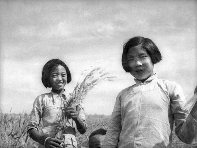 上世纪40年代的华北乡下