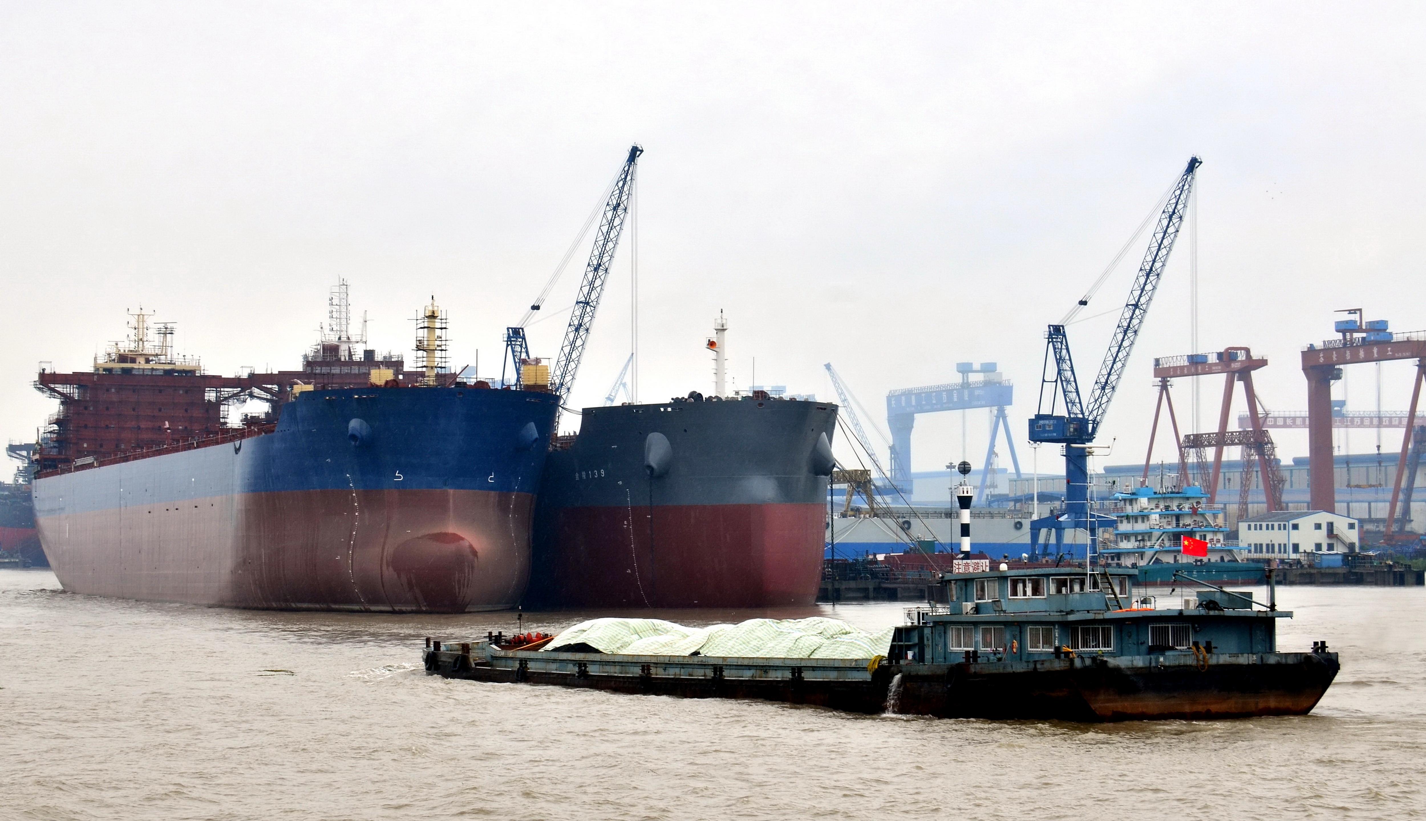 长江内河航运_绿色航运沿江七省市各有新方案 内河航运模式有大变动