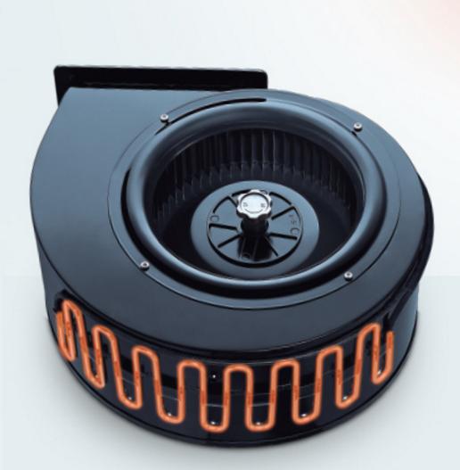 (图片说明:西门子油烟电机的电阻丝缠绕:来源:天猫西门子家电旗舰店)