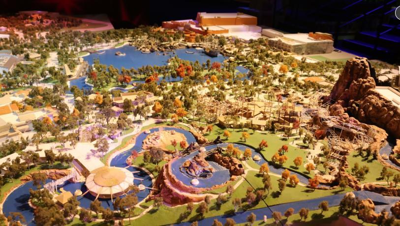 上海迪士尼与被改变的川沙