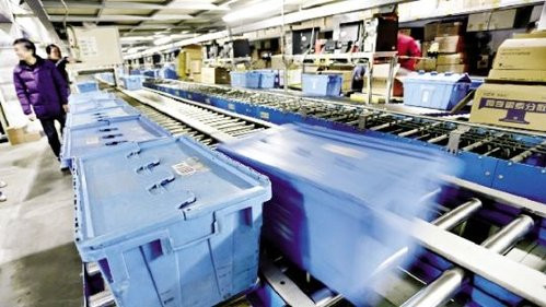 九州通在全国投资布局了112个医药物流配送中心。