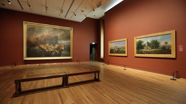 新加坡國家美術館是目前全球唯一一個從區域出發、聚焦東南亞藝術歷史發展的國家級藝術機構  攝影記者/任玉明