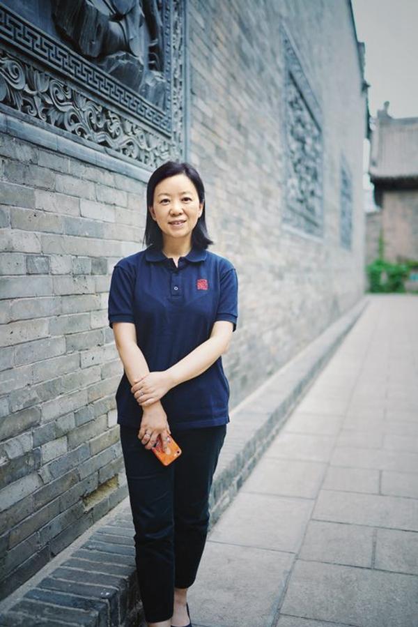 同濟大學建築與城市規劃學院老師邵甬,也是上海阮儀三城市遺產保護基金會的常務理事。攝影/戴茜