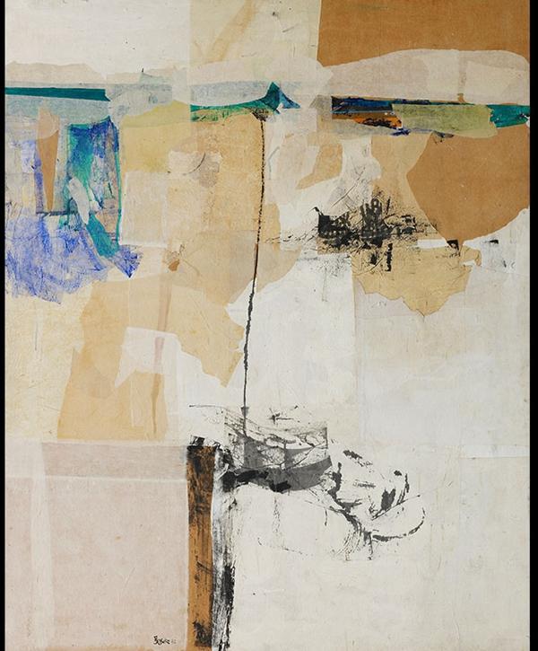 1982年首屆POY大獎作品,吳瑉權的《沙丘》