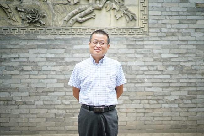 平遙縣文物局局長冀太平