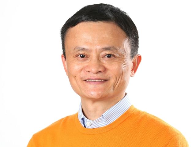 阿里巴巴董事局主席马云 图片来源:阿里巴巴集团官网