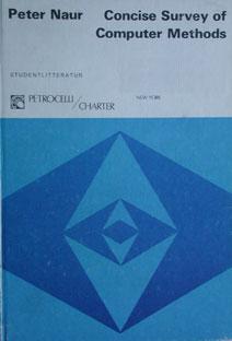 """(图片说明:Peter Naur的著作首次提出了""""数据科学""""的概念;图片来源:Google Scholar)"""