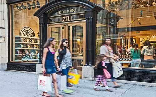 有72%受訪美國民眾認為進口關稅將導致日常用品價格攀升。來源:網絡