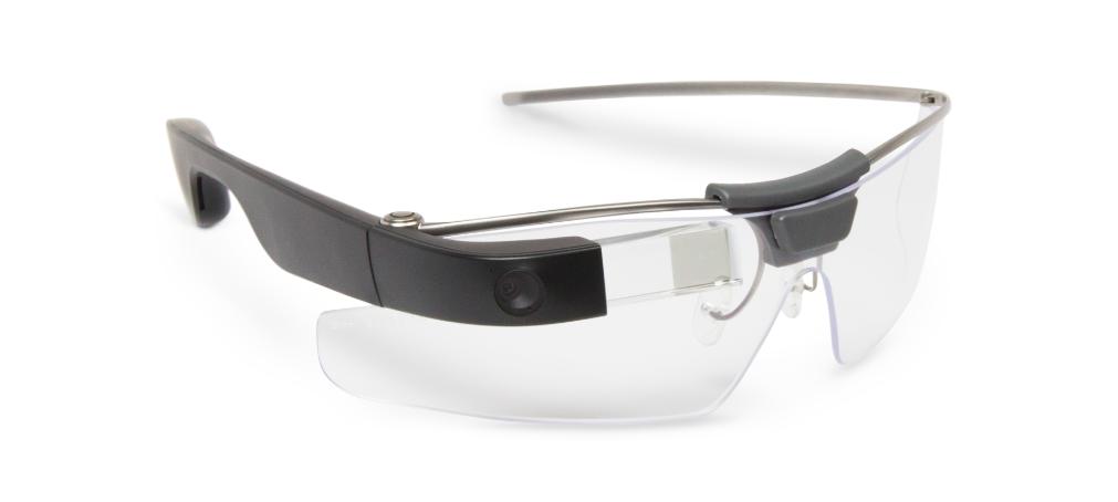 (图片说明:Google Glass 智慧眼镜;图片来源:Glass 官网)