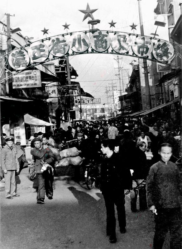 """武汉汉正街:演绎""""天下第一街""""的浴火重生"""