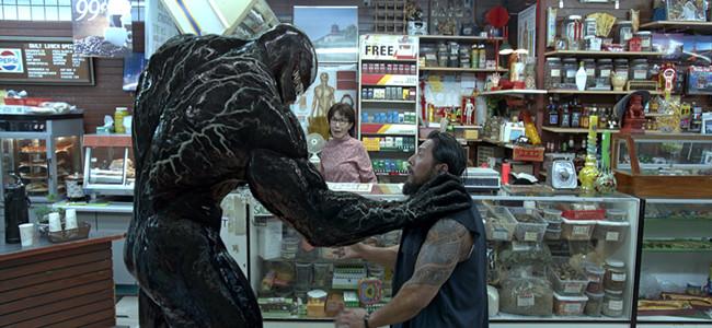 《毒液》于10月5日在北美首映,首周末票房就高达8000万美元。