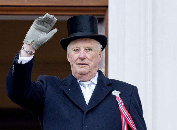 挪威王国国王哈拉尔五世