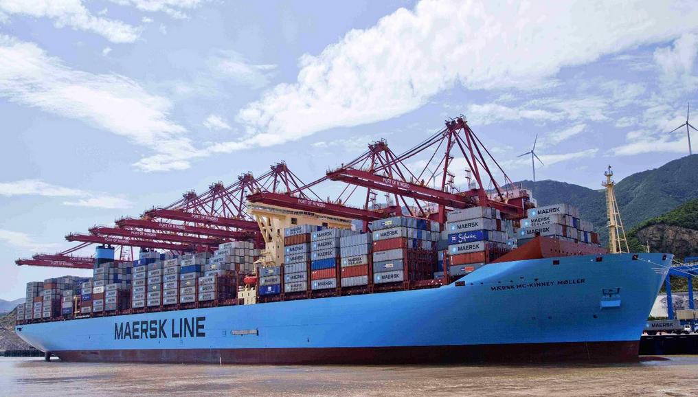 货运轮船(来源:网络)