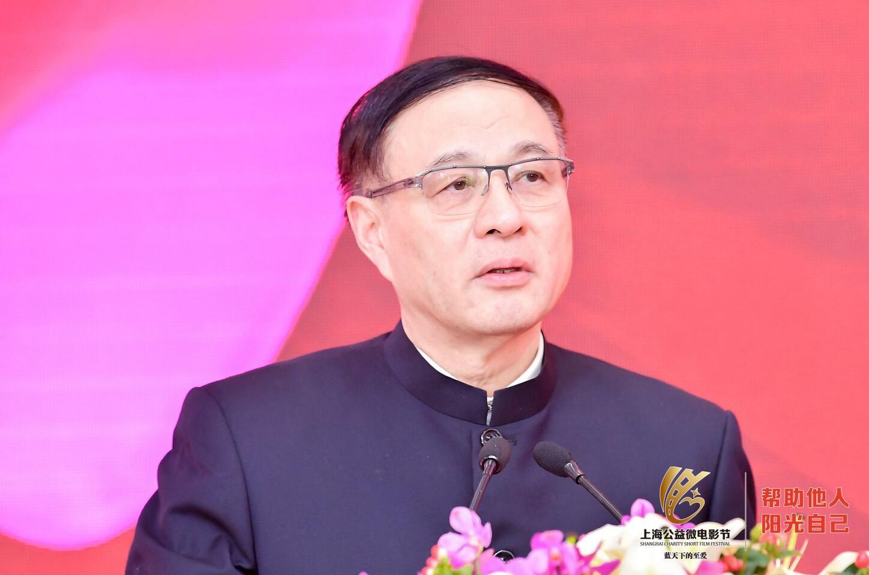 上海市慈善基金会理事长冯国勤
