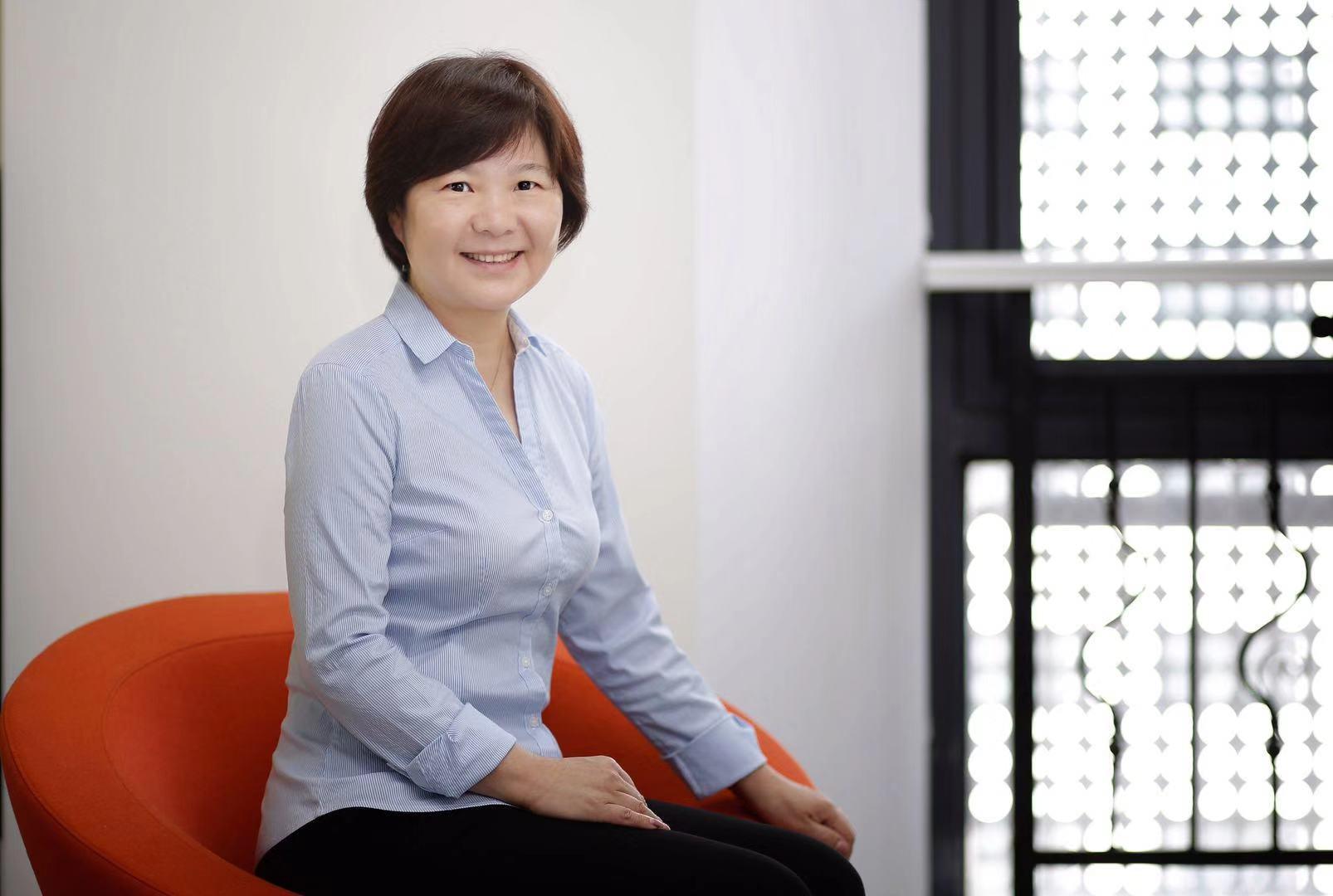 上海时装周组委会副秘书长吕晓磊 摄影记者/张健