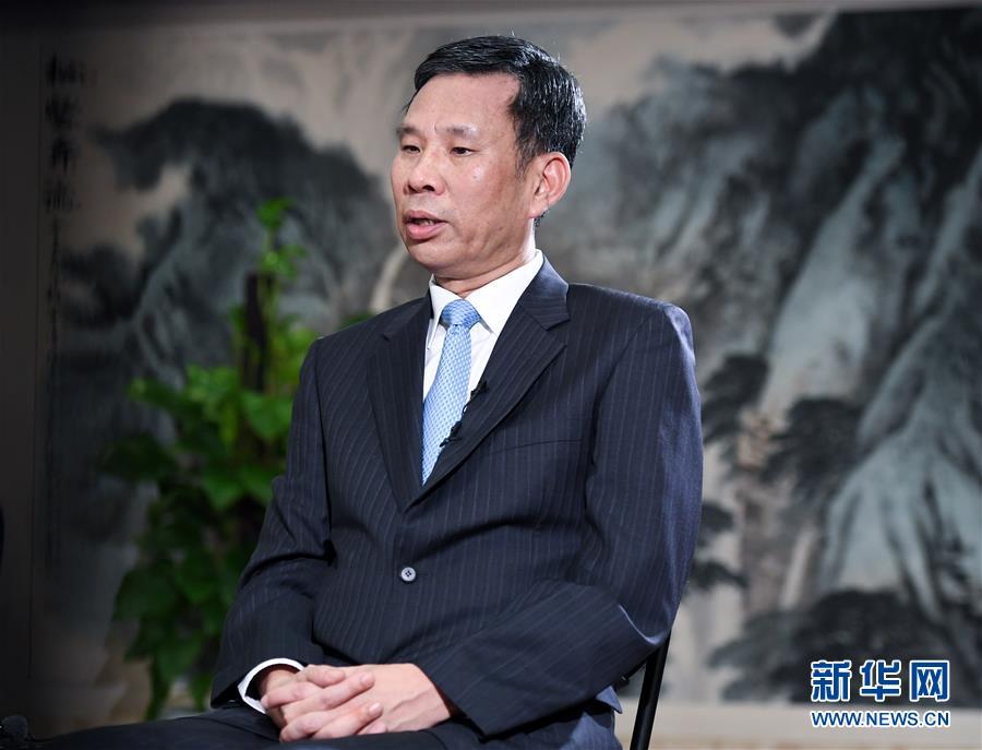 财政部部长刘昆(来源:新华社)