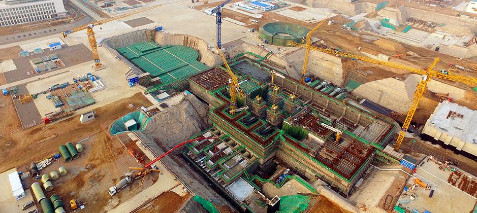 【死靈閣恐怖電影】國內功率最大的三代核電進入開工關鍵階段,總投資近4.5萬億