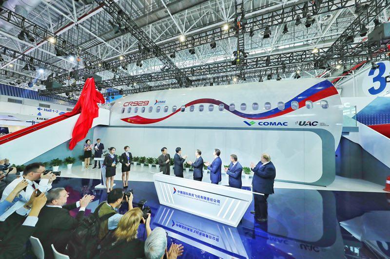 獨家專訪|俄羅斯聯合航空制造集團總裁:中俄聯合研制寬體機未來如何搶市場