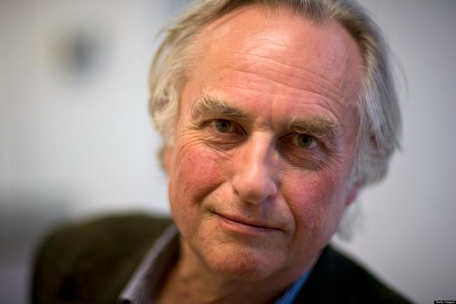 """理查德·道金斯(Richard Dawkins) 英国皇家科学院院士,牛津大学首席西蒙尼""""公多理解科学教授"""",进化论生物学家。"""