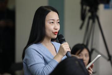 第一财经记者郭丽琴