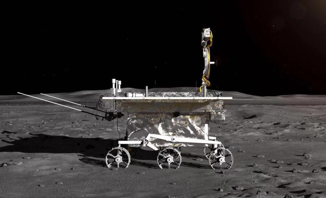 图片来源:中国国家航天局