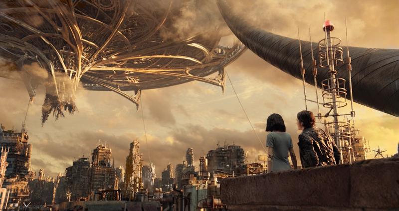 黄金期货直播室中国票房预计不到10亿,《阿丽塔》大IP梦想要落空