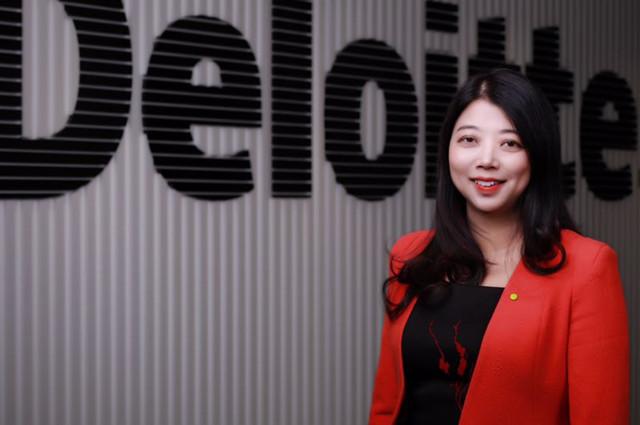 德勤澳门金沙国际娱乐副主席蒋颖